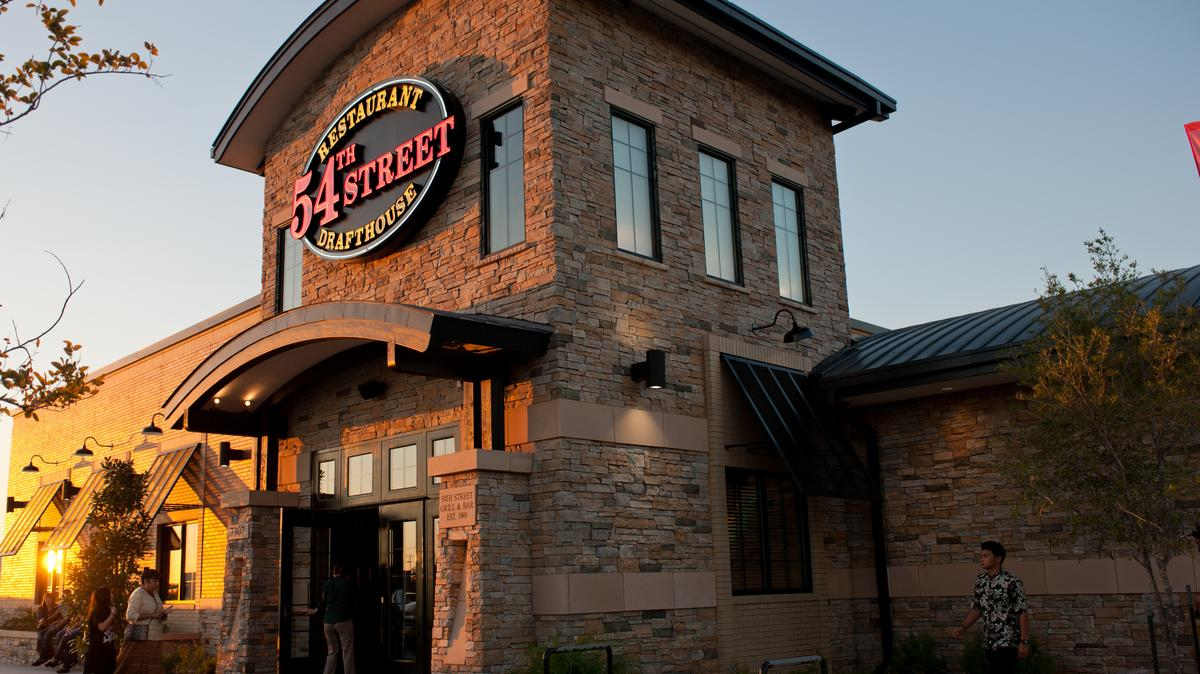 54th Street Menu Prices