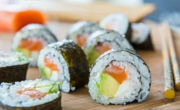 7 steps in making a great Sushi meal