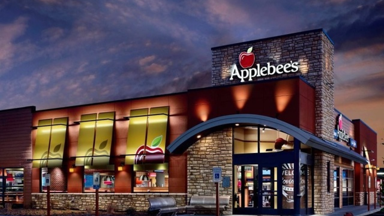 Applebees Neighborhood Grill Bar Menu Prices