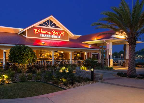 Bahama Breeze Menu Prices
