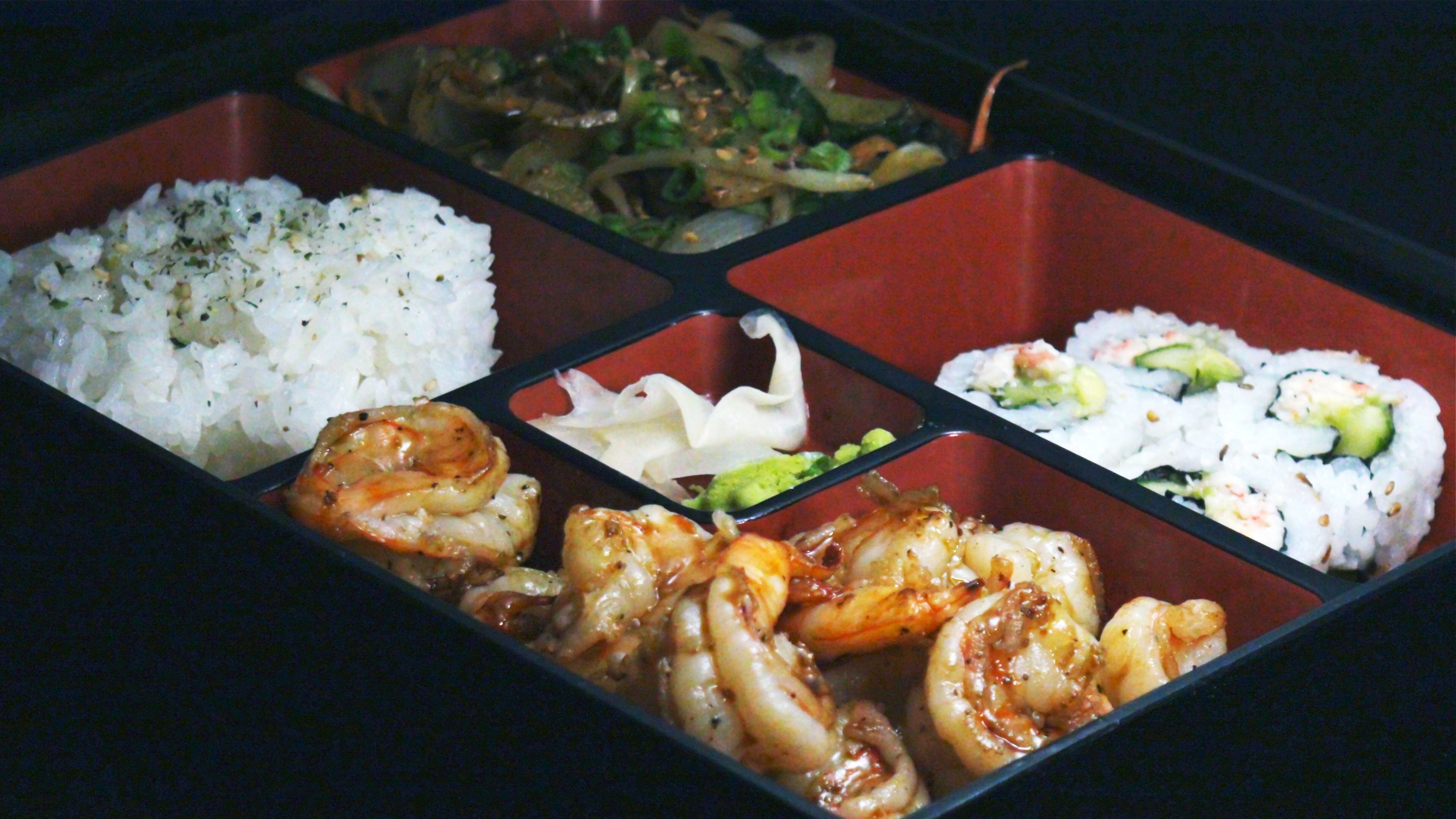 Bento Menu Prices