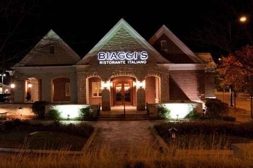 Biaggi's Menu Prices