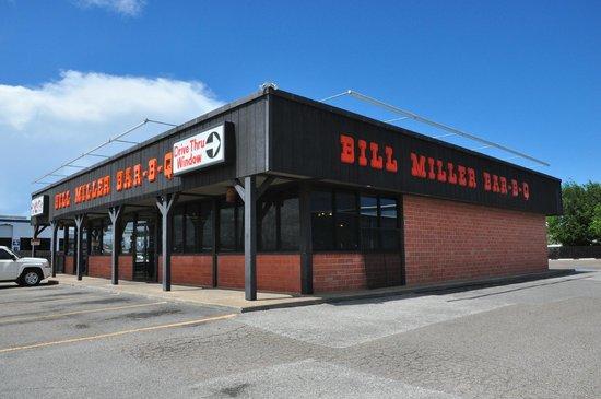 Bill Miller's Menu Prices