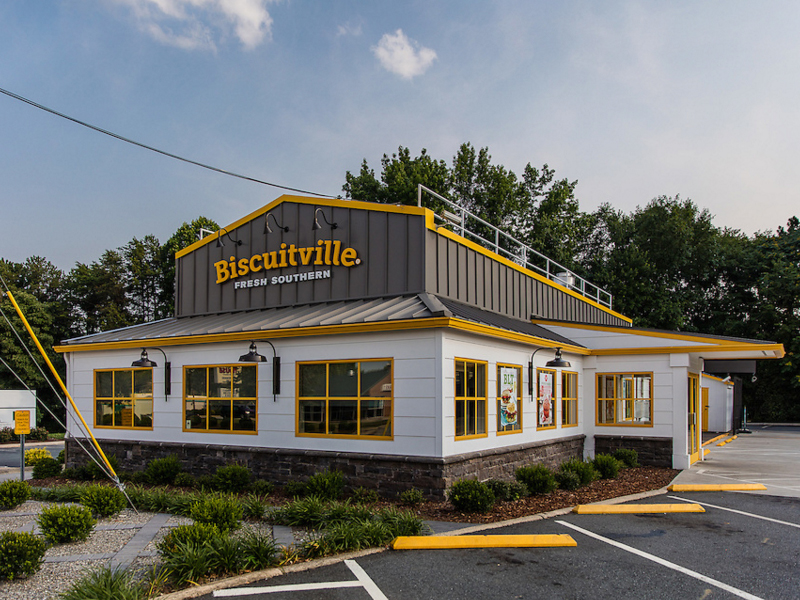 Biscuitville Menu Prices