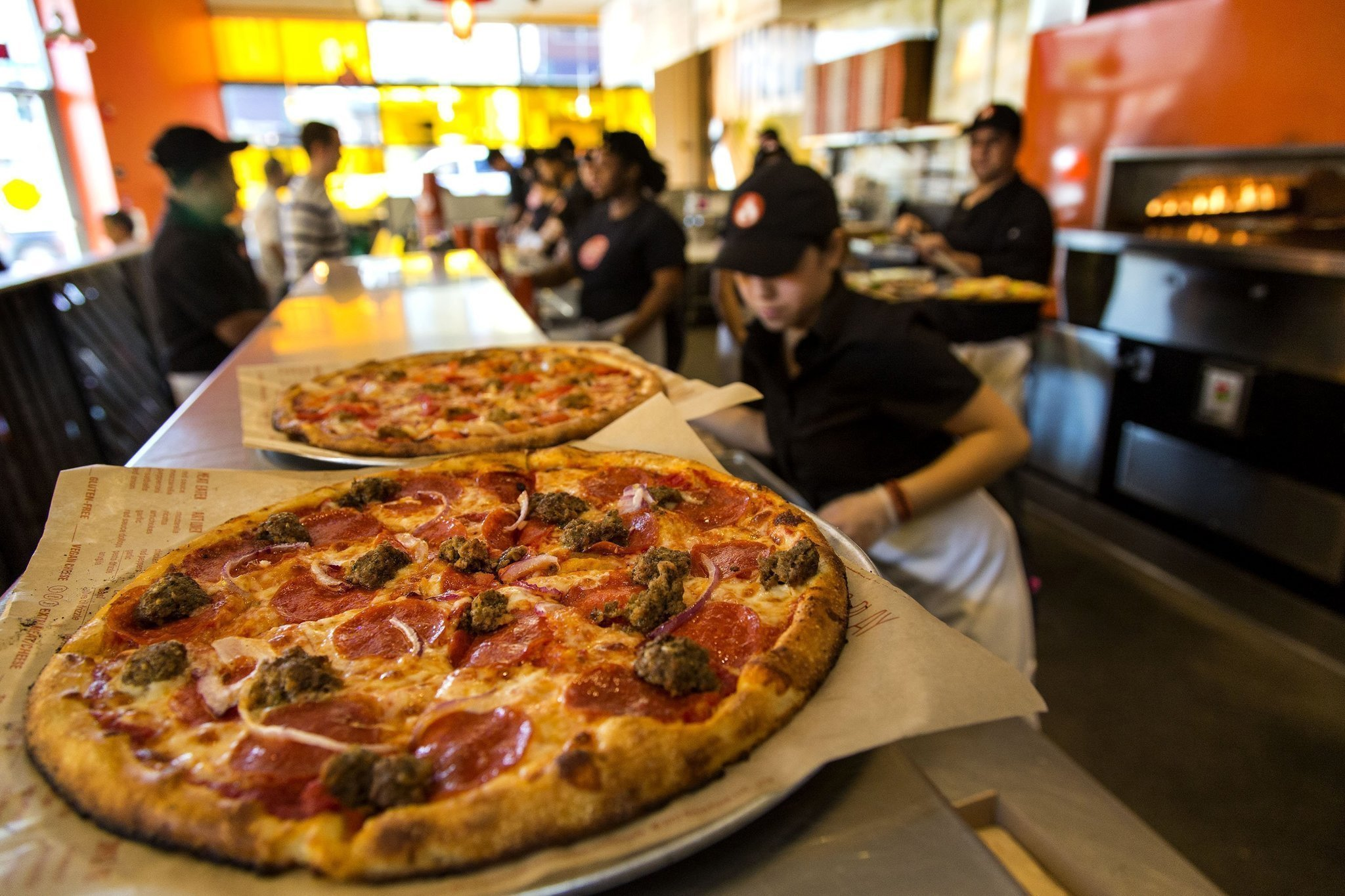 Blaze Pizza Menu Prices