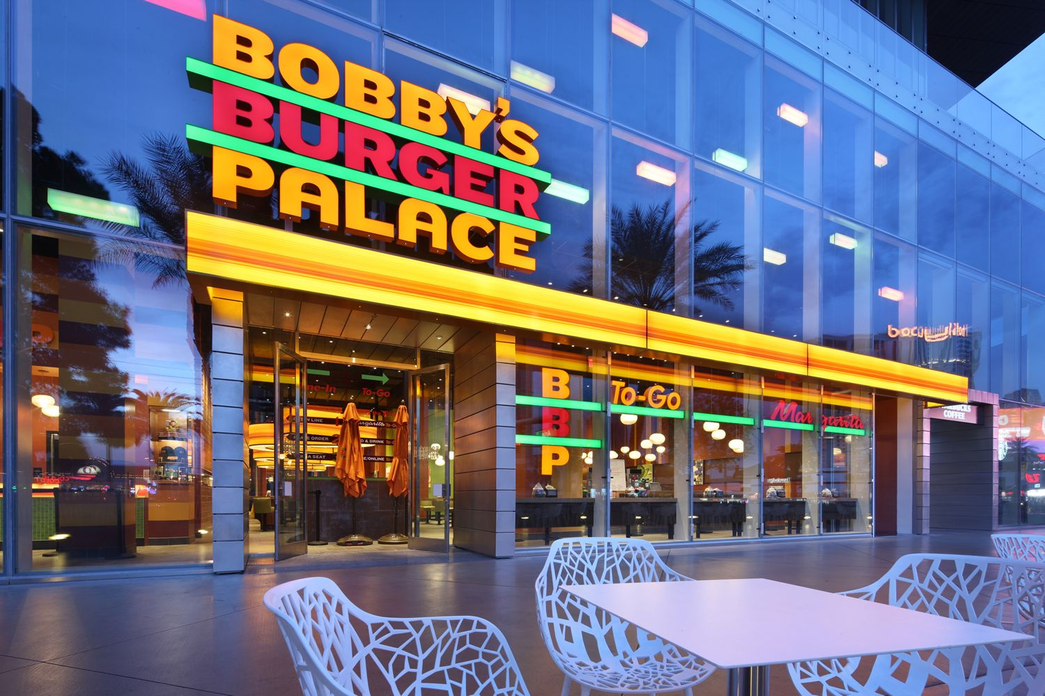 Bobby's Burger Palace Menu Prices