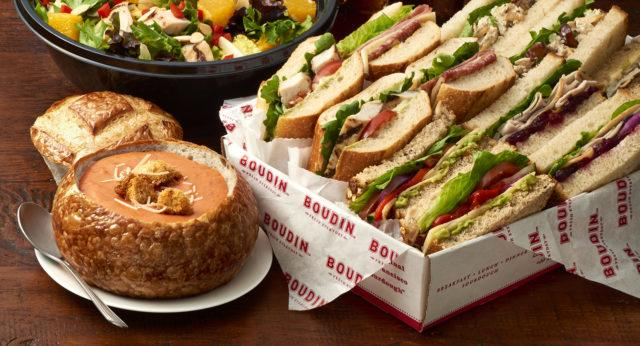 Boudin's Bakery and Cafe Menu Prices,