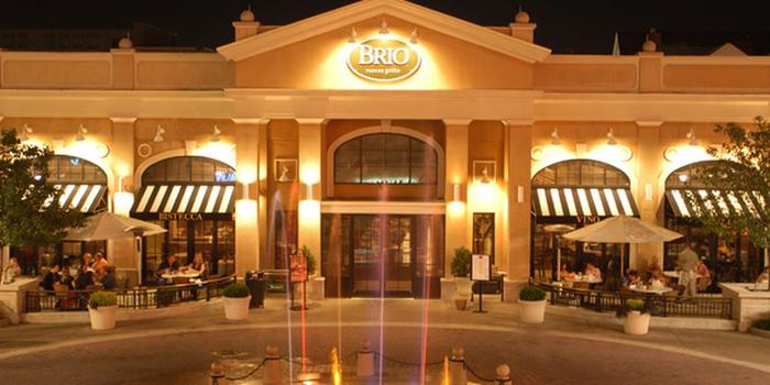 Brio Tuscan Grille Menu Prices