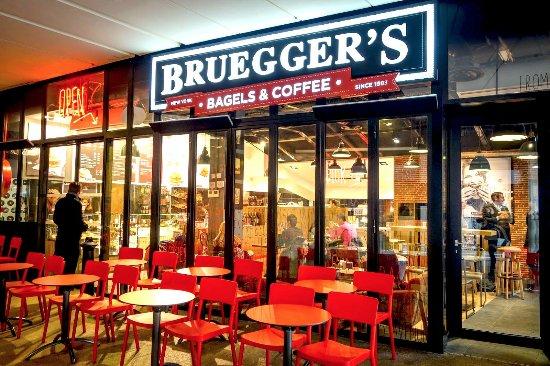 Brueggers Bagels Menu Prices
