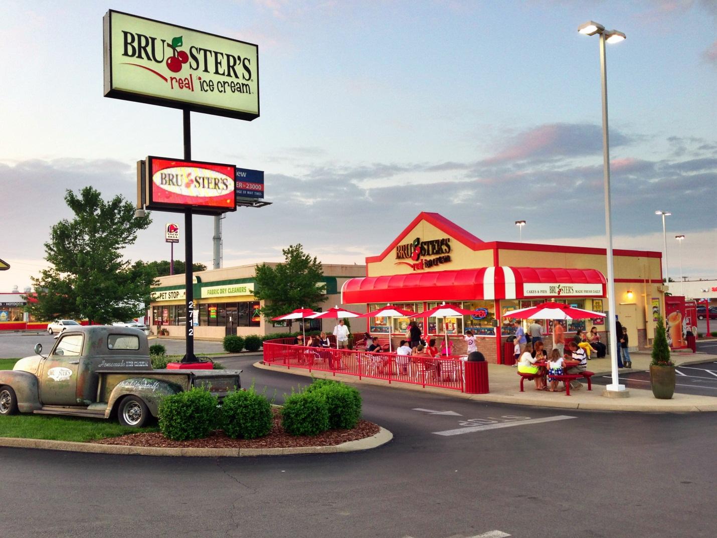 Bruster's Ice Cream Menu Prices