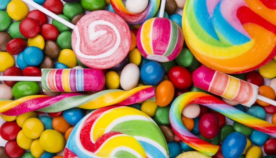Candy is Gluten-Free & not Gluten-Free