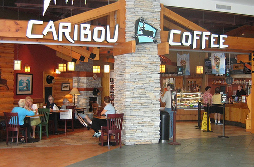 Caribou Coffee Menu Prices