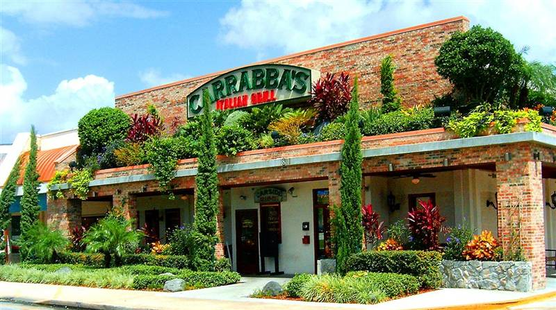 Carrabba's Italian Grill Menu Prices