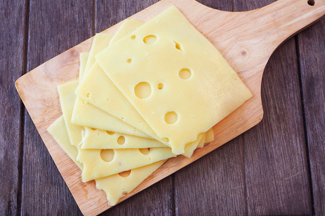 Cheese Is Similar To Gruyere?