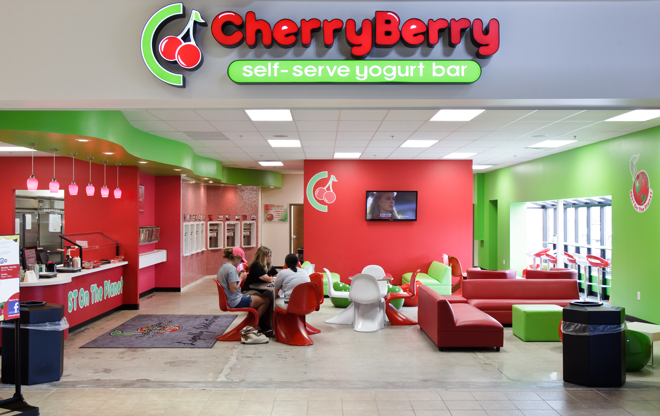 Cherry Berry Menu Prices