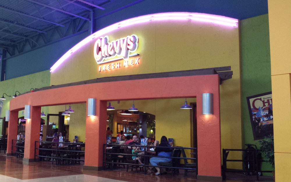 Chevys Fresh Mex Menu Prices