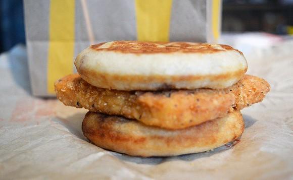 Chicken McGriddle