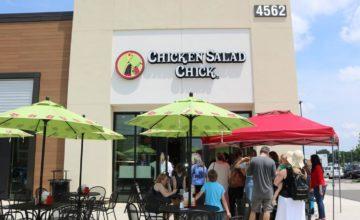 Chicken Salad Chick Menu Prices