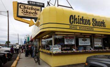 Chicken Shack Menu Prices