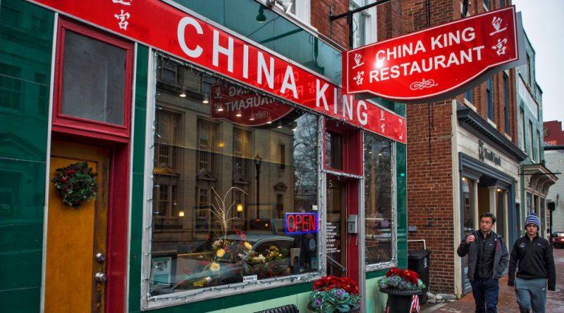 China King Menu Prices