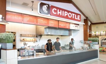 Chipotle Mexican Grill Menu Prices