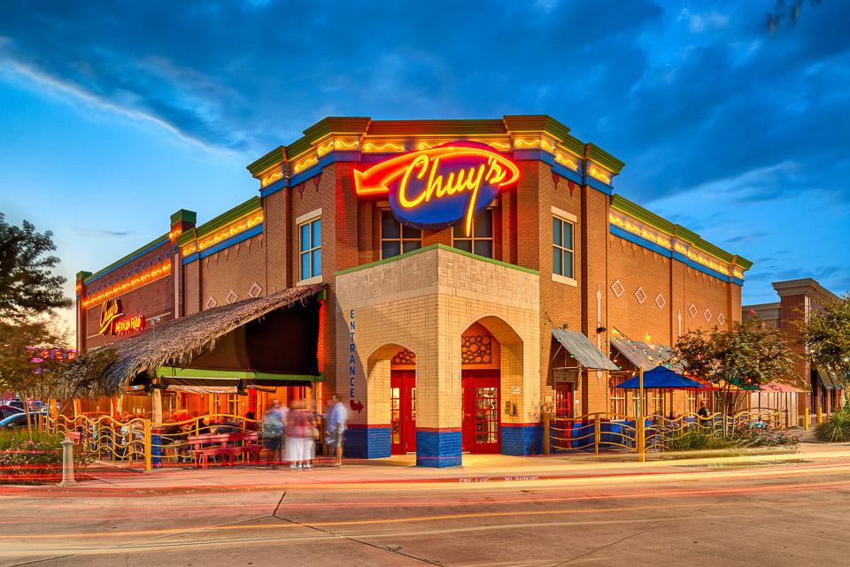Chuy's Tex-Mex Menu Prices
