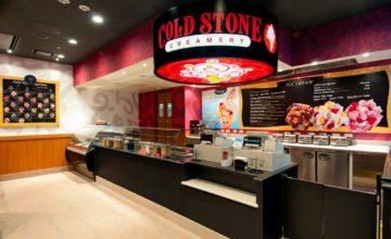 Cold Stone Creamery Menu Prices