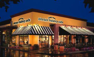 Corner Bakery Cafe Menu Prices