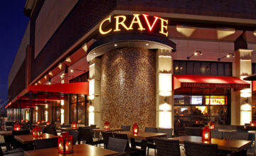 Crave Menu Prices