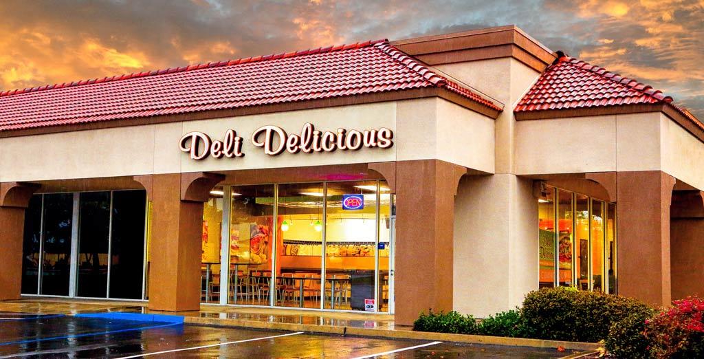 Deli Delicious Menu Prices