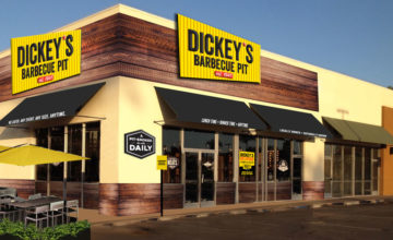 Dickey's BBQ Menu Prices