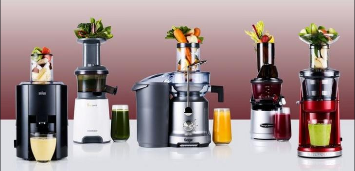 Different Types of Juicers and which one should choose!