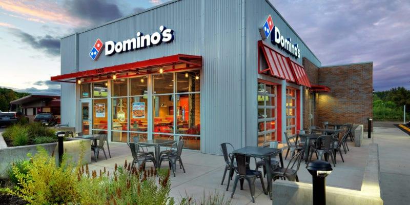 Dominos Pizza Menu Prices