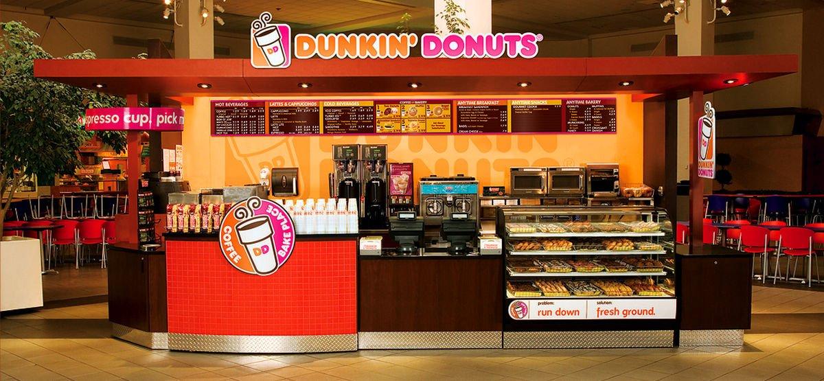 Dunkin' Donuts Menu Prices