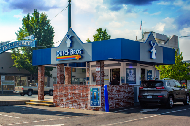 Dutch Bros. Coffee Menu Prices