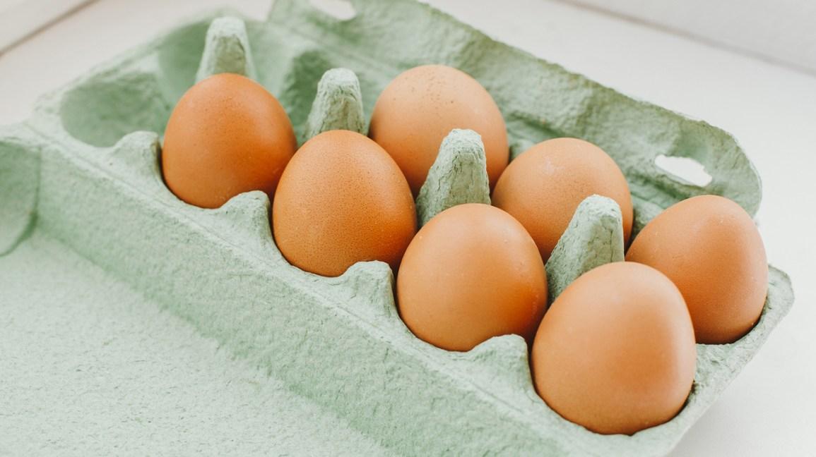Eggs are Gluten-Free