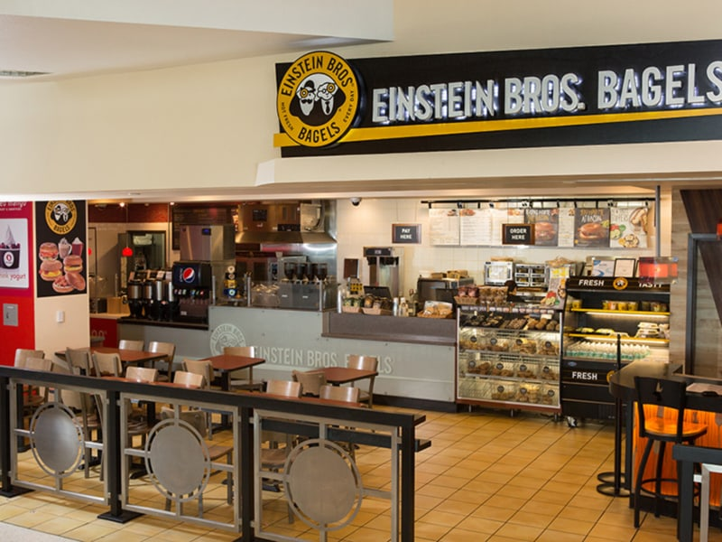 Einstein Bros. Bagels Menu Prices