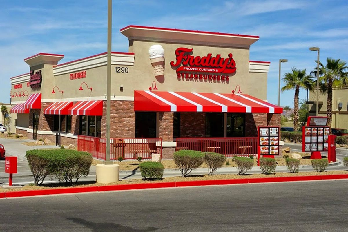 Freddy's Frozen Custard & Steakburgers Menu Prices