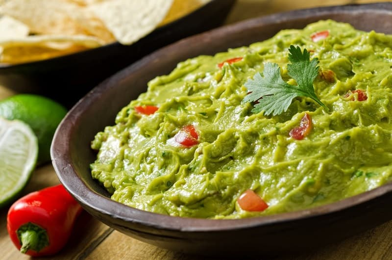 Freeze Guacamole