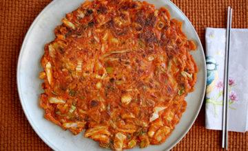 Freeze Kimchi