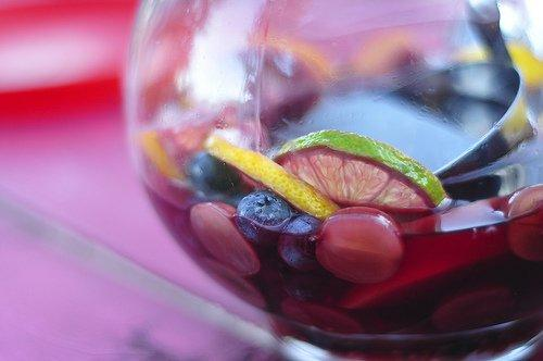 Freeze Sangria