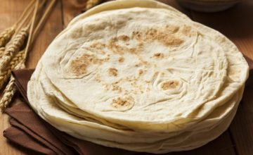 Freeze Tortillas