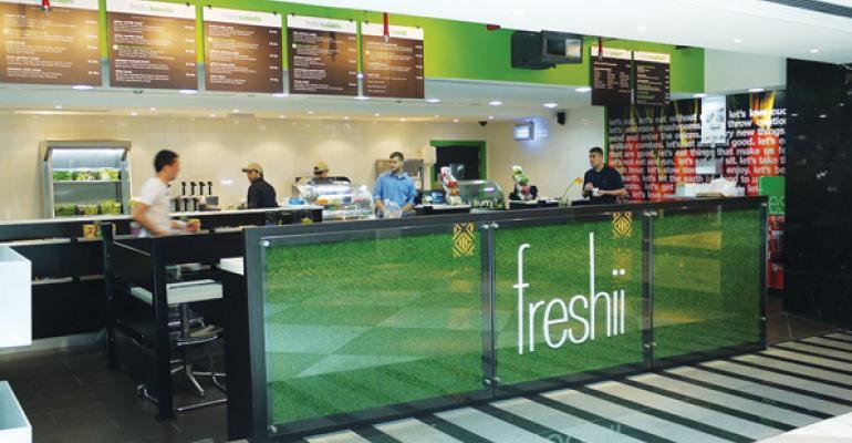 Freshii Menu Prices