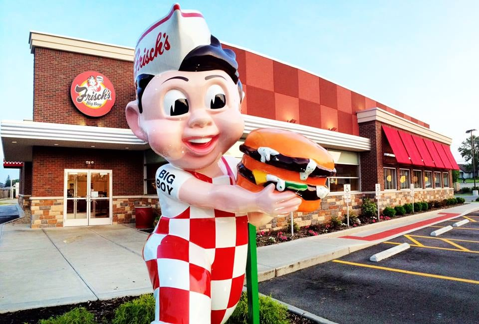Frisch's Big Boy Menu Prices