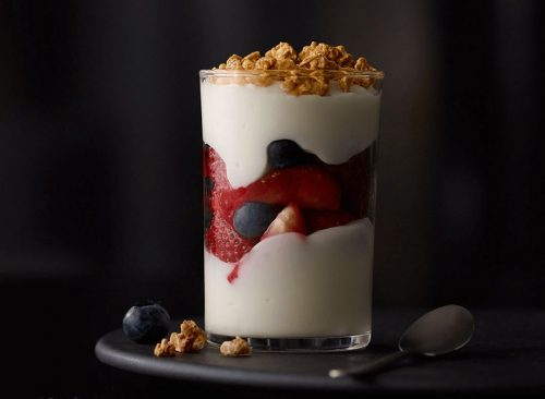 Fruit 'N Yogurt Parfait