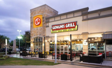Genghis Grill Menu Prices