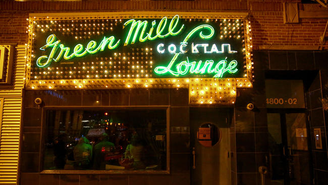 Green Mill Menu Prices