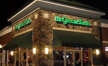 Greene Turtle Menu Prices