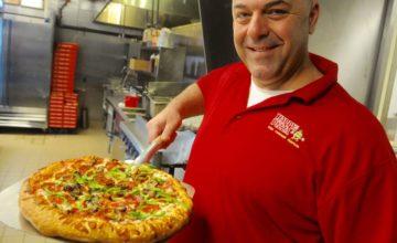 Happy's Pizza Menu Prices