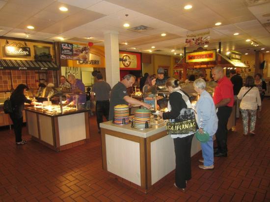 HomeTown Buffet Menu Prices